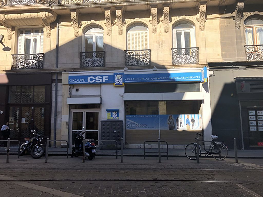 Local commercial à louer BORDEAUX